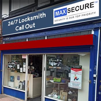 Locksmith store in Greenford